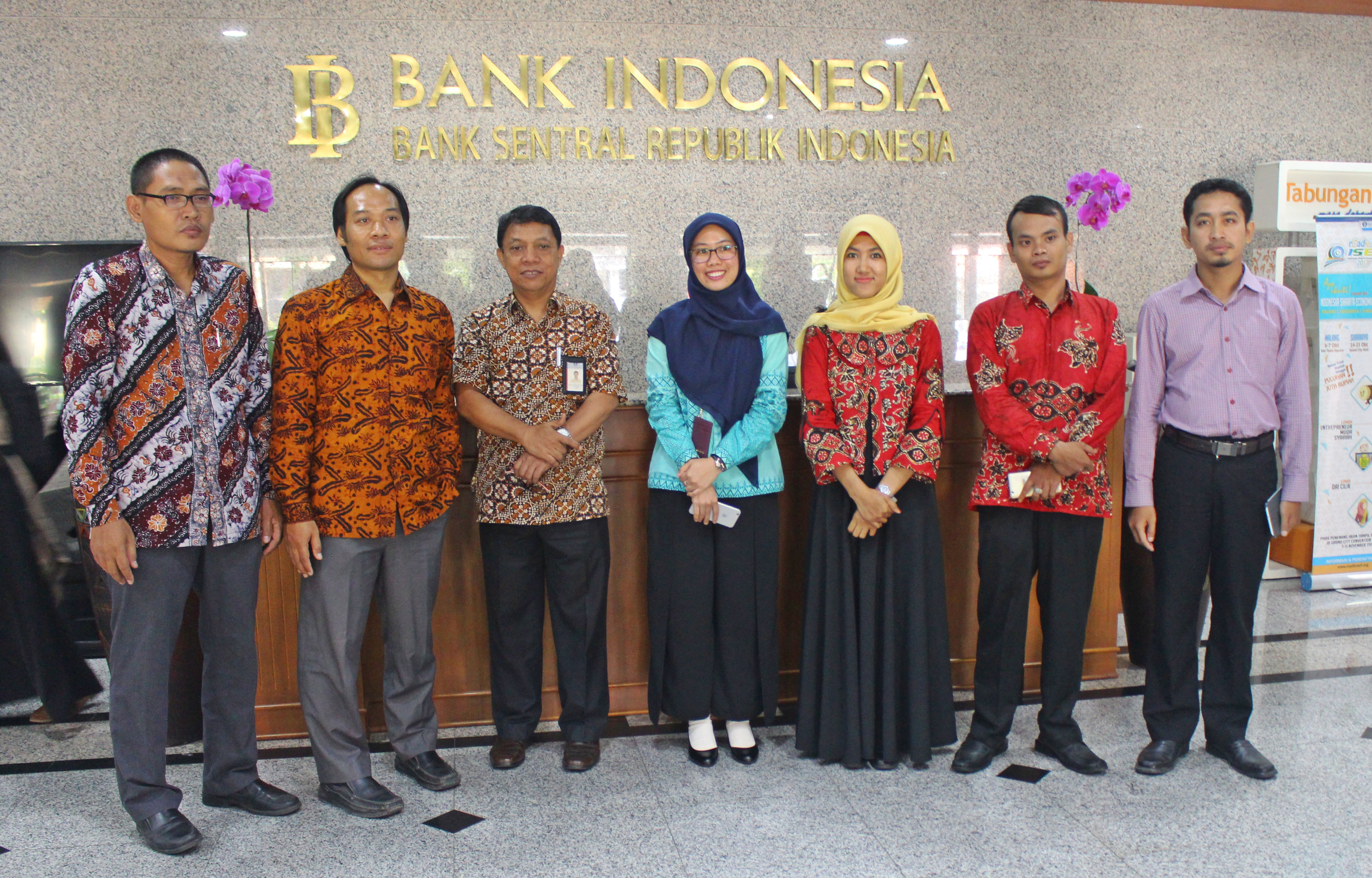 Studi Banding ke Bank Indonesia