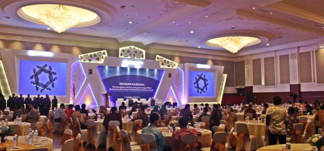 Prodi Ekonomi Syariah dalam Acara Indonesia Sharia Economic Festival (ISEF)