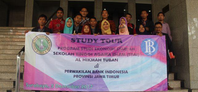 SHARIA ECONOMICS' STUDY TOUR Program Studi Ekonomi Syariah  STAI Al Hikmah Tuban