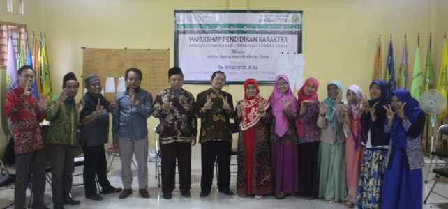 Workshop Pendidikan Karakter dengan Pendekatan Living Values Education