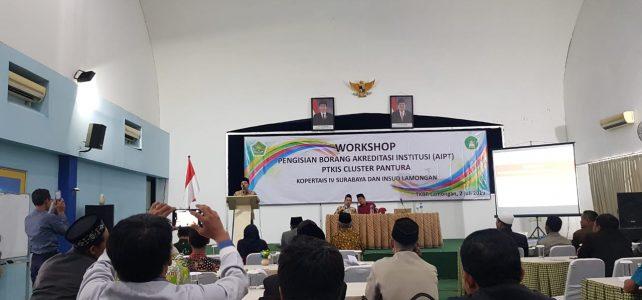 Workshop Pengisian Borang AIPT Tahun 2019