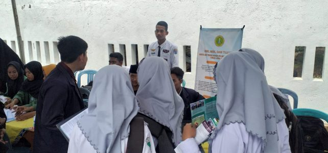 Prodi Ekonomi Syariah dalam Campus Expo Ikatan Mahasiswa Alumni Sunnatunnur